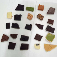 How to evaluate flavoured chocolate bars