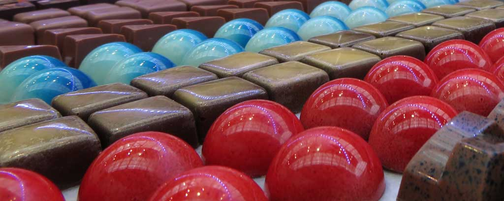 Make your own personal selection box of chocolates