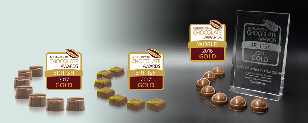 International Award-Winning Chocolates