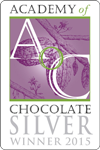 Academy of Chocolate 2015 Silver Award
