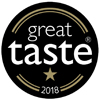 Great Taste Awards 2018 1-star