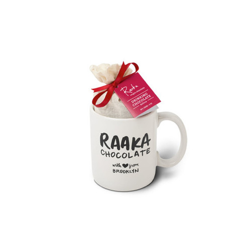 Drinking Chocolate + Mug
