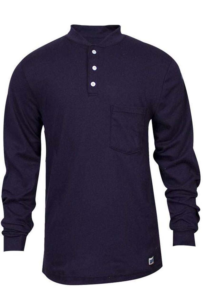 c37e0177 C54-BSLS FR Classic Cotton™ Henley