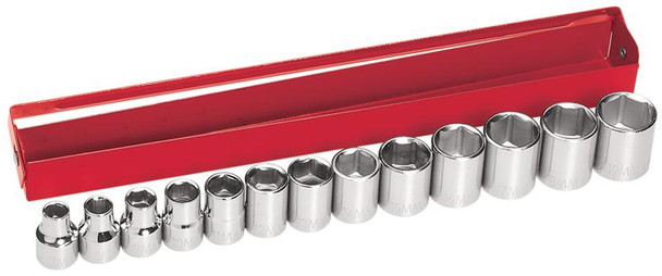 13-Piece 3/8-Inch Drive Metric Socket Wrench Set ## 65506 ##