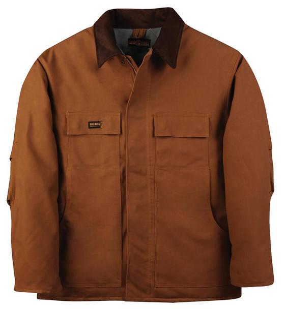 Big Bill 11 Oz. Ultra Soft Duck Winter Field Coat - 49.5 cal/cm² ## M513USD ##