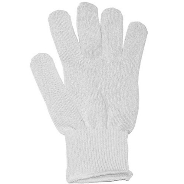 Salisbury Knit Wrist, 10% Cotton-White Color for Summer. ## 89/1402 ##