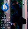 357-1004 White Wireless Alarm for Windows & Door Detects the opening of a window or door