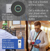 357-1000 Smart Home Wi-Fi Security Alarm Receiver instant alerts