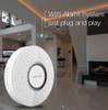 357-1000 Smart Home Wi-Fi Security Alarm Receiver plug and play
