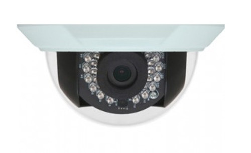 4MP WDR Uniview Vandal Dome 2.8MM Fixed Lens - 061-324ER3 closeup