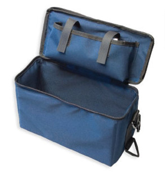 Medical Carrying Case for AIM BOX - 2 Liter - open