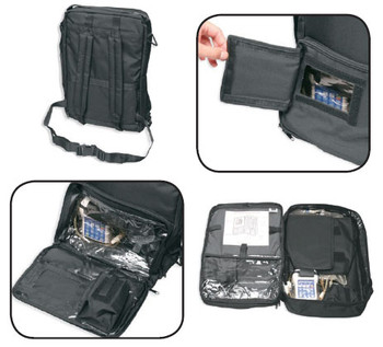 Medical Carrying Case for SAB inside