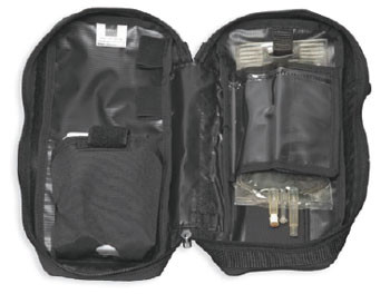 Medical Carrying Case for SAB - 250-1000 ml - Inside