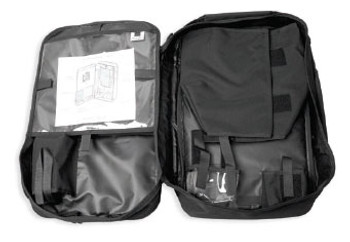 Medical Carrying Case for Curlin 3-4 Liter - open