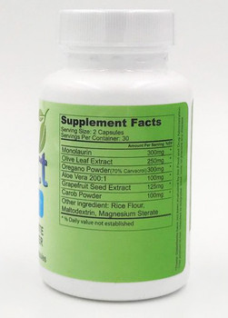 BioticPerfect by NutraPerfect - ingredients