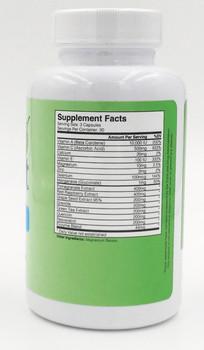 Ellagic Acid by NutraPerfect - ingredients