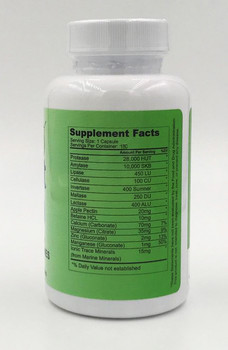 NutraPerfect EnzyPerfect - back