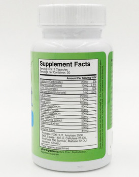 ImmunoPerfect by NutraPerfect - ingredients