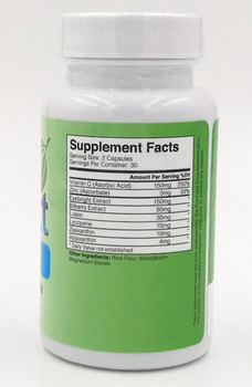OcuPerfect by NutraPerfect - ingredients