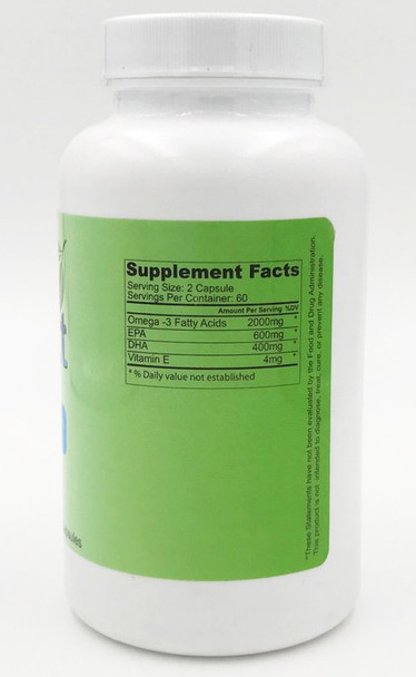 OmegaPerfect by NutraPerfect - ingredients