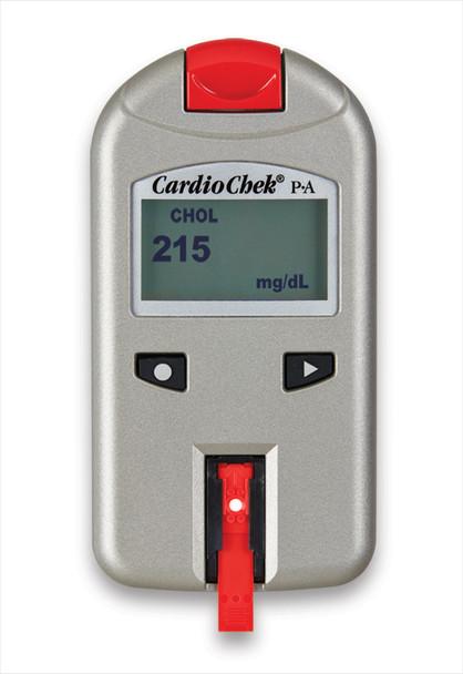 CardioChek PA Cholesterol Testing Analyzer PTS-1708 Red