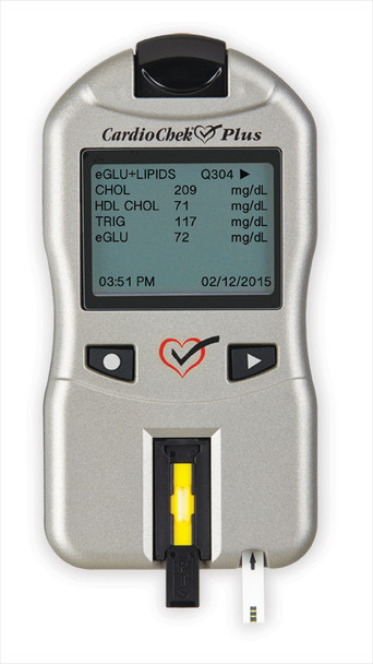 CardioChek PLUS Cholesterol Testing Analyzer PTS-2700