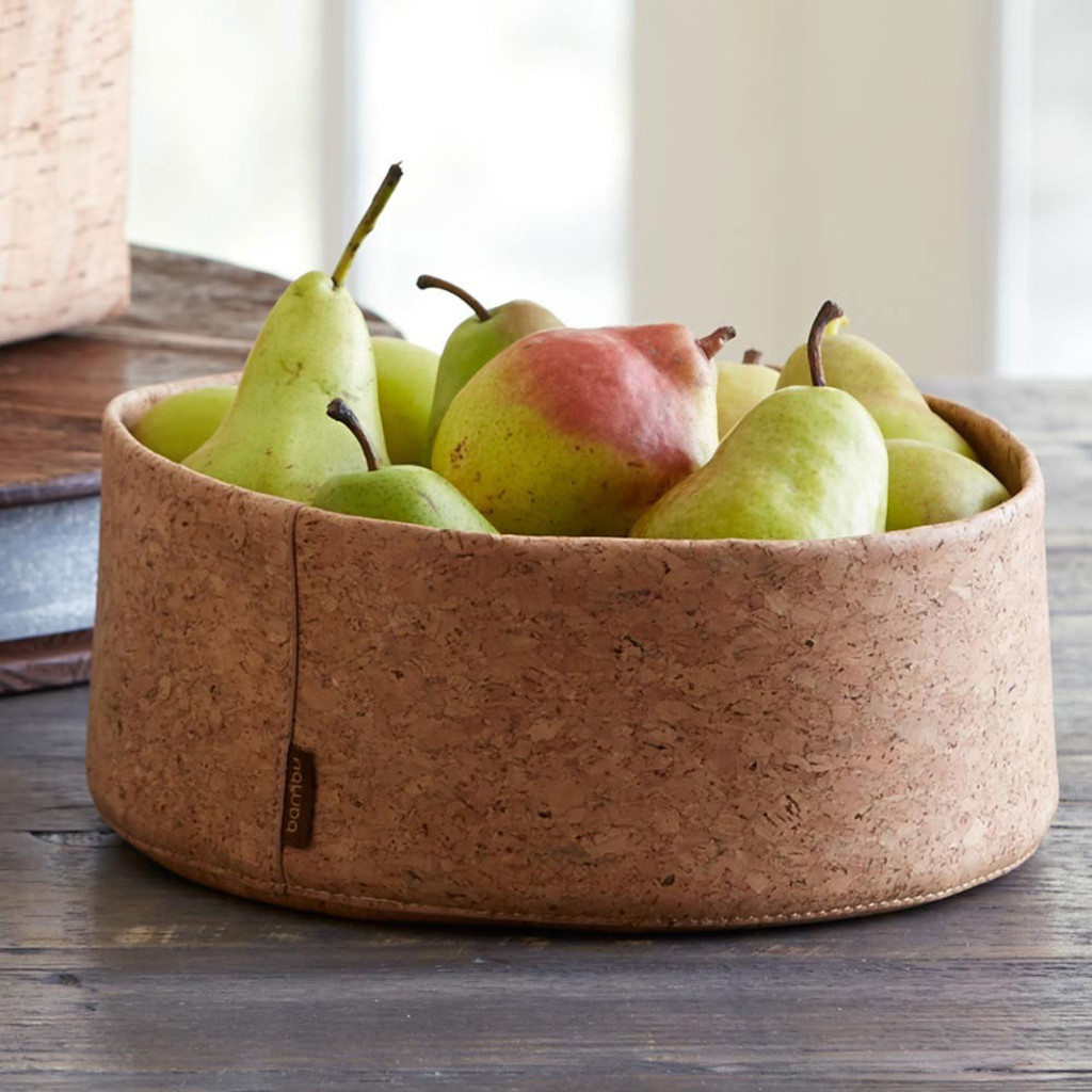 soft cork bowl