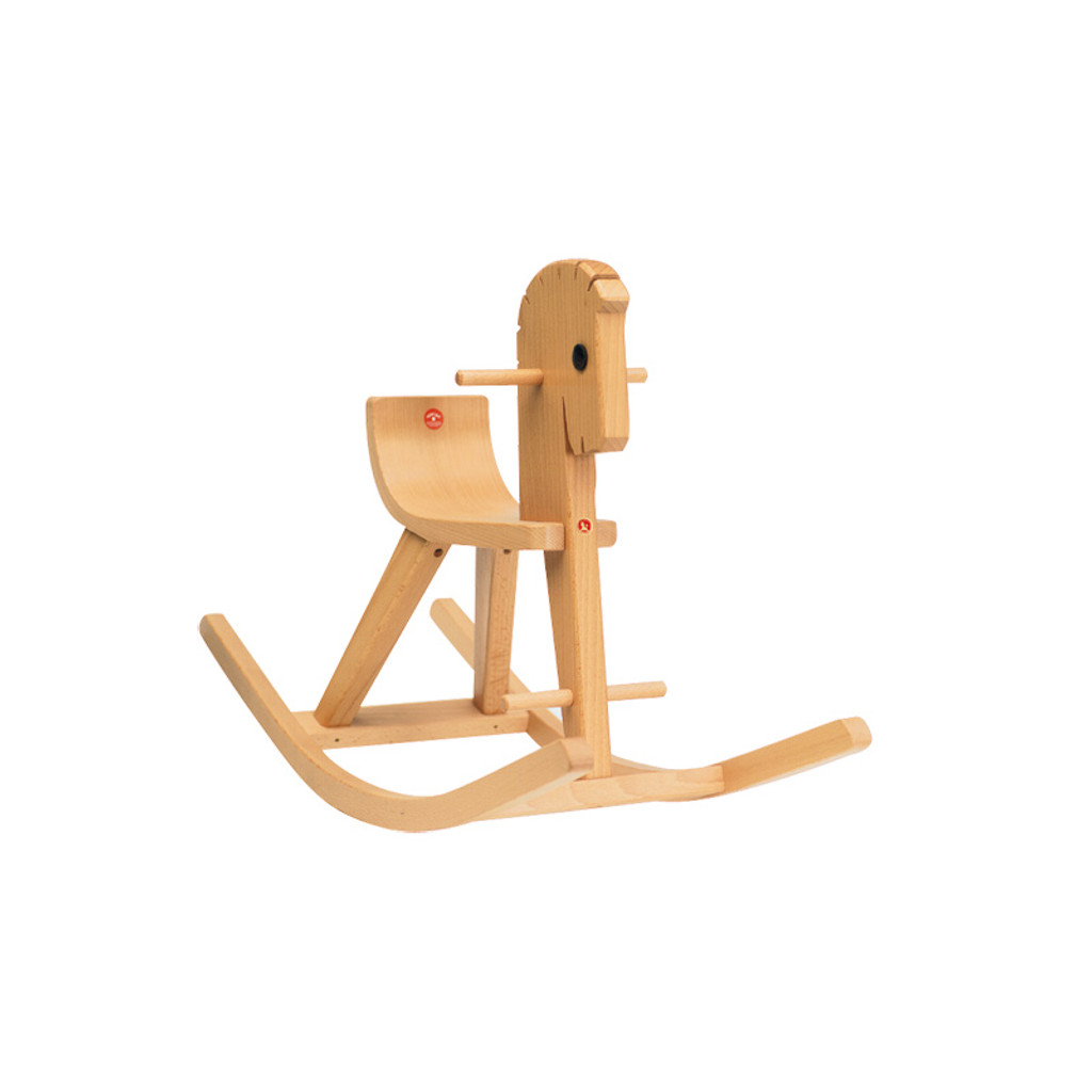 Kinderkram Ostheimer rocking horse 'Peter'