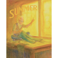 Summer,  A Collection of Poems, Songs, and Stories for Young Children