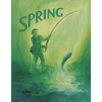 Spring,  A Collection of Poems, Songs, and Stories for Young Children