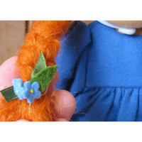 Forget-Me-Not doll
