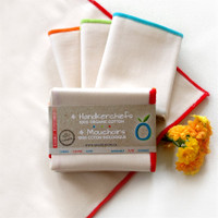 organic cotton handkerchiefs