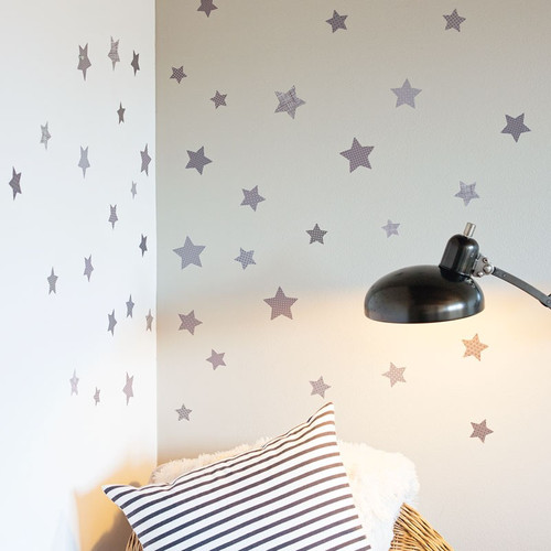 Shop by brand petit collage nest petit stars wall decals gumiabroncs Choice Image