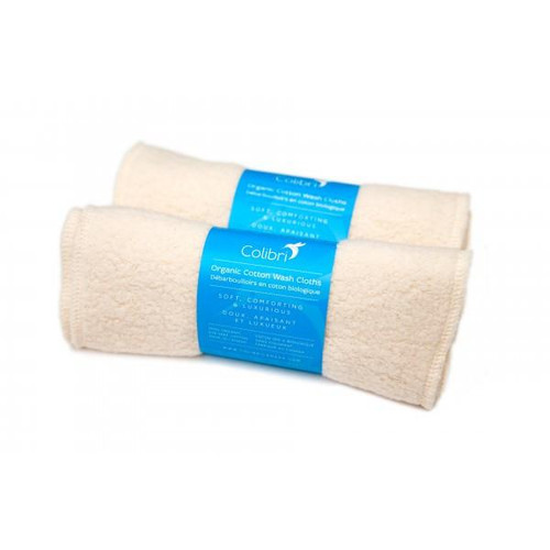 organic cotton sweeper dusting cloths, set of 5