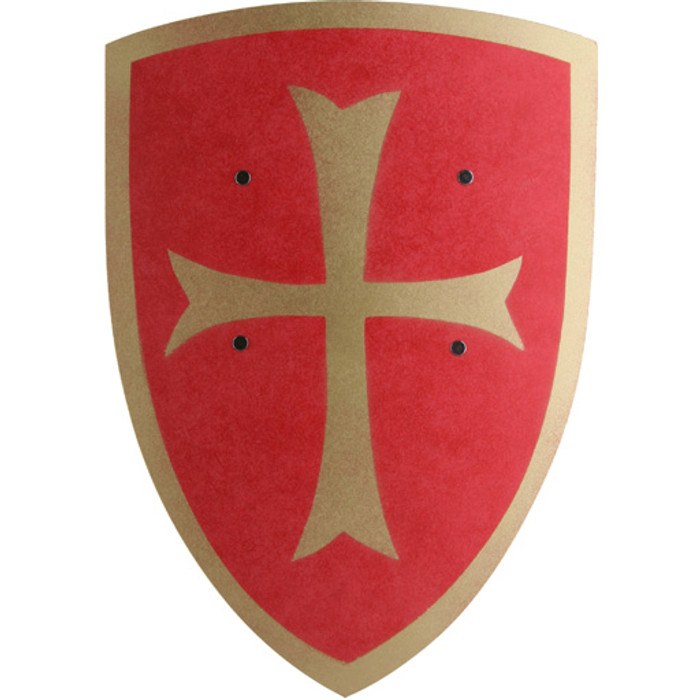 red crusade shield