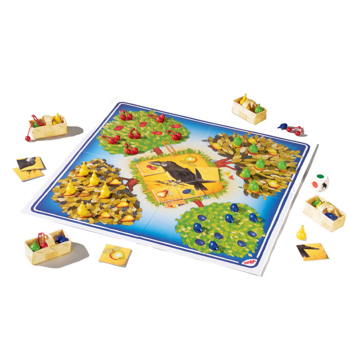 HABA Orchard game