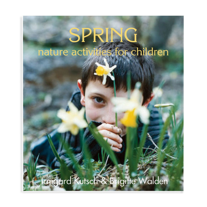 Spring Nature Activities by Irmgard Kutsch and Brigitte Walden.  Floris Books.  Softcover.