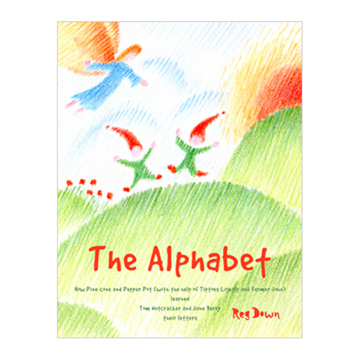 The Alphabet by Reg Down.