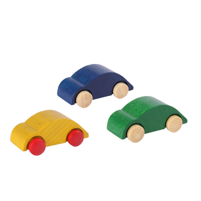 small wooden Beetle