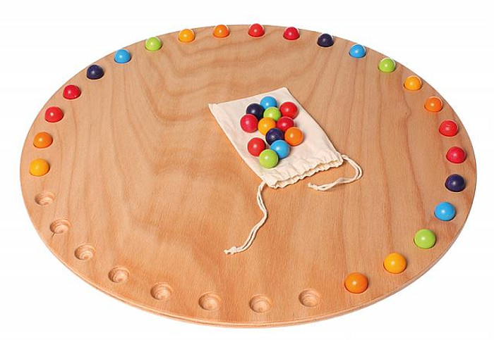 circular disc for annual ring (special order)
