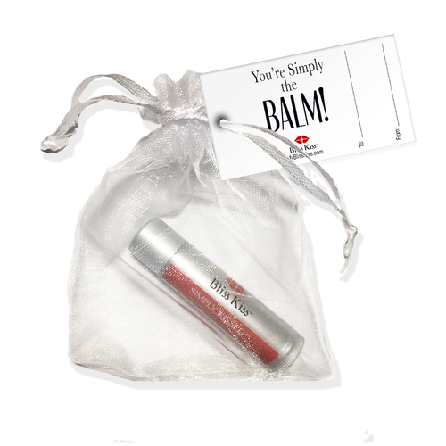 Simply Giftable: You're The Balm - Simply Kissed™ Moisturizing Lip Balm Gift Set