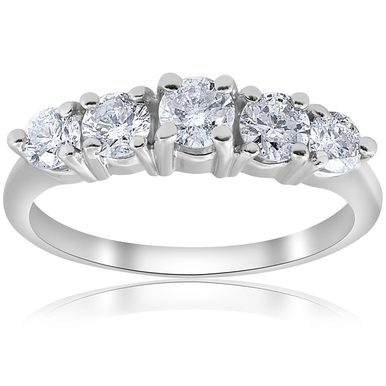 with white nl ring rings wg ct gold wedding band fascinating jewelry engagement in diamond platinum stone