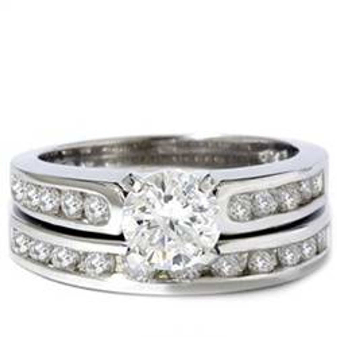nl halo round white ring jewelry with in shank engagement wg rings gold diamond cut carat split