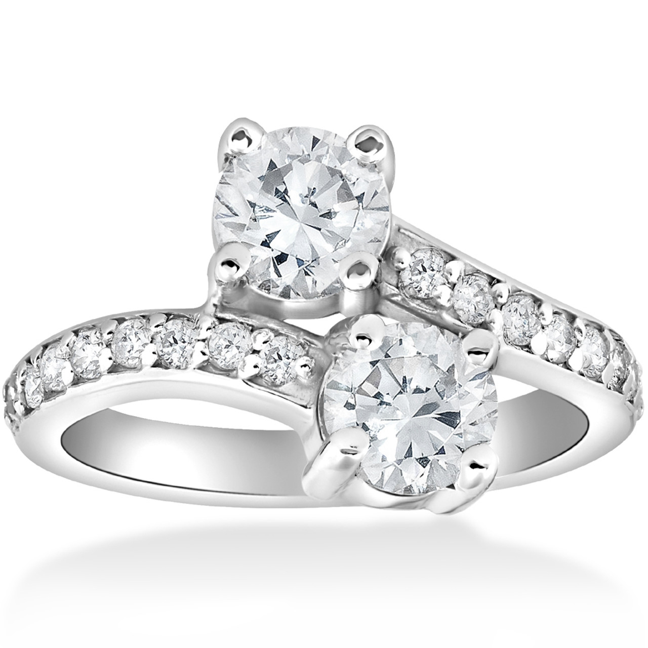 moissanite set deco il bridal brilliant products gold unique fullxfull an stone art three rings white forever