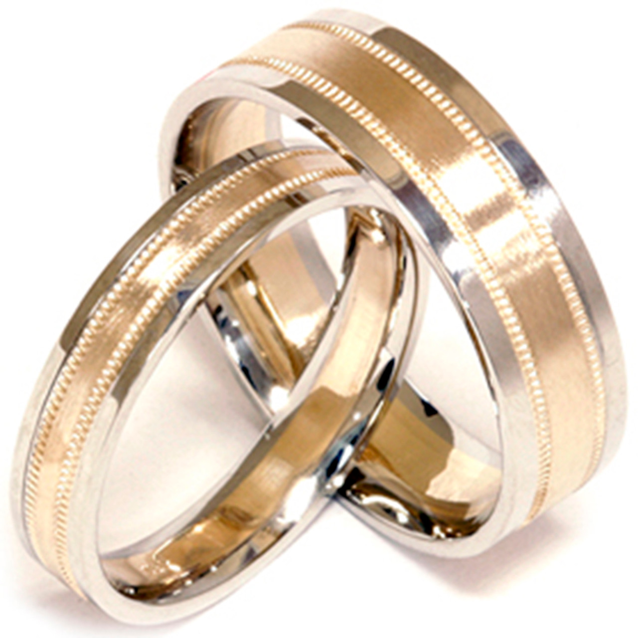 and wedding yellow bands comfort gold itm womens men solid mens ring women s fit band