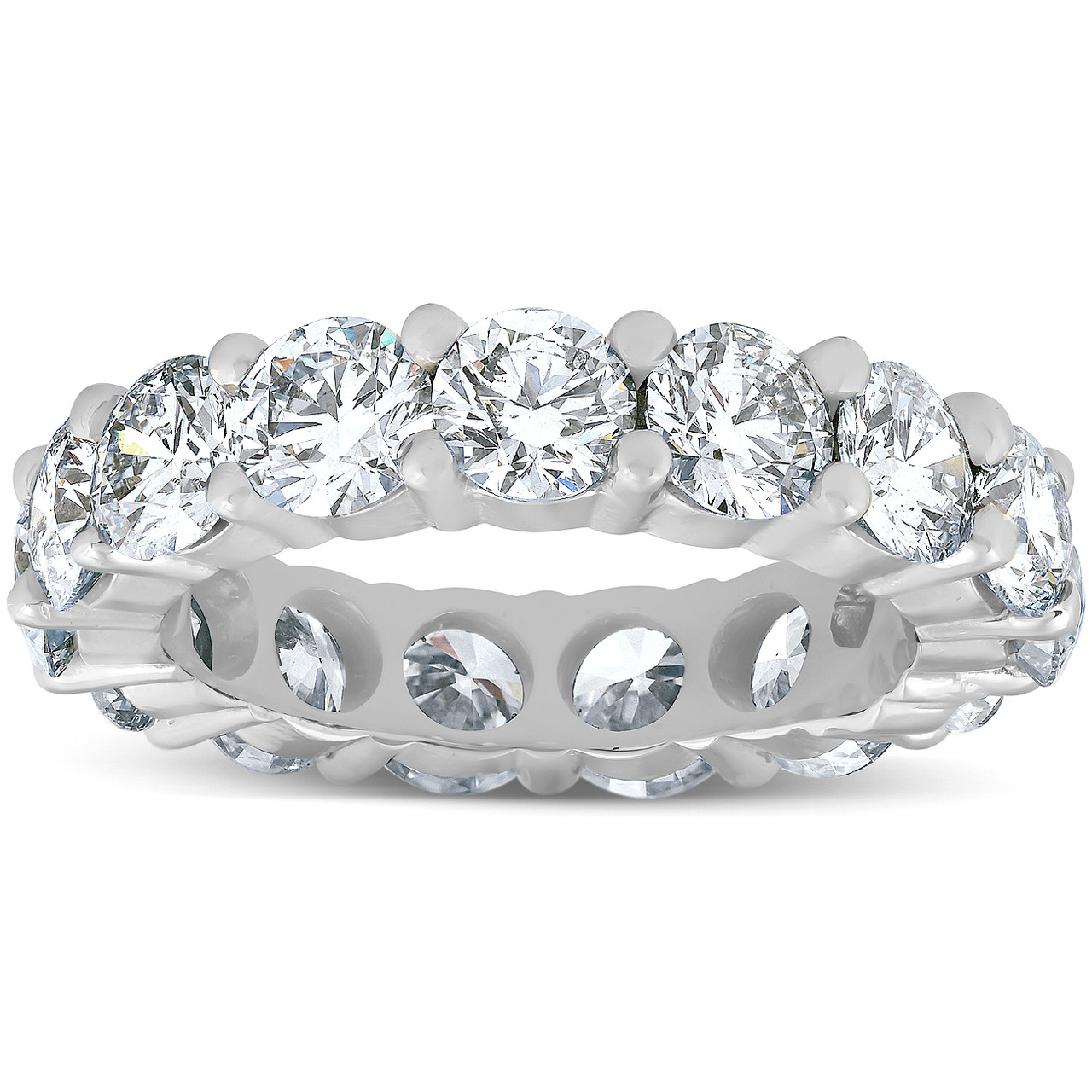 white nl gold ct jewelry in fascinating diamond wg platinum with wedding band stone eternity ring bands carat