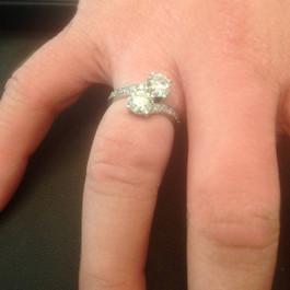 Engagement Rings TwoStone Pompeii3com