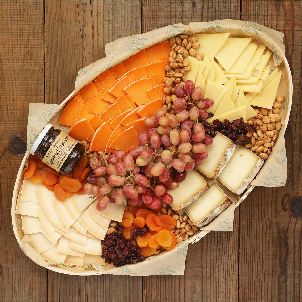 cheesemonger s choice cheese platter bi rite catering