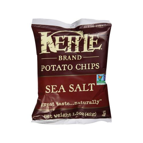 Kettle Sea Salt Potato Chips