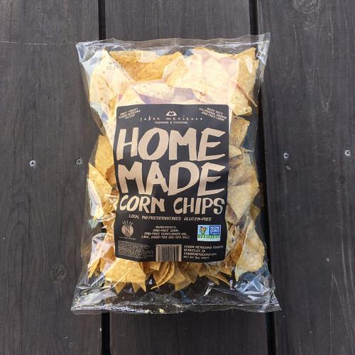 Sabor Mexicano Home Made Tortilla Chips